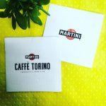 Tovaglioli Caffè Torino Martini